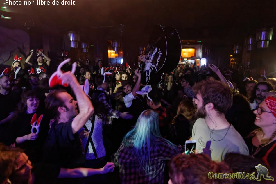 308A5218 DxO - Bunny Party - La Boule Noire, Paris - Chronique d'un metalhead presque comme les autres