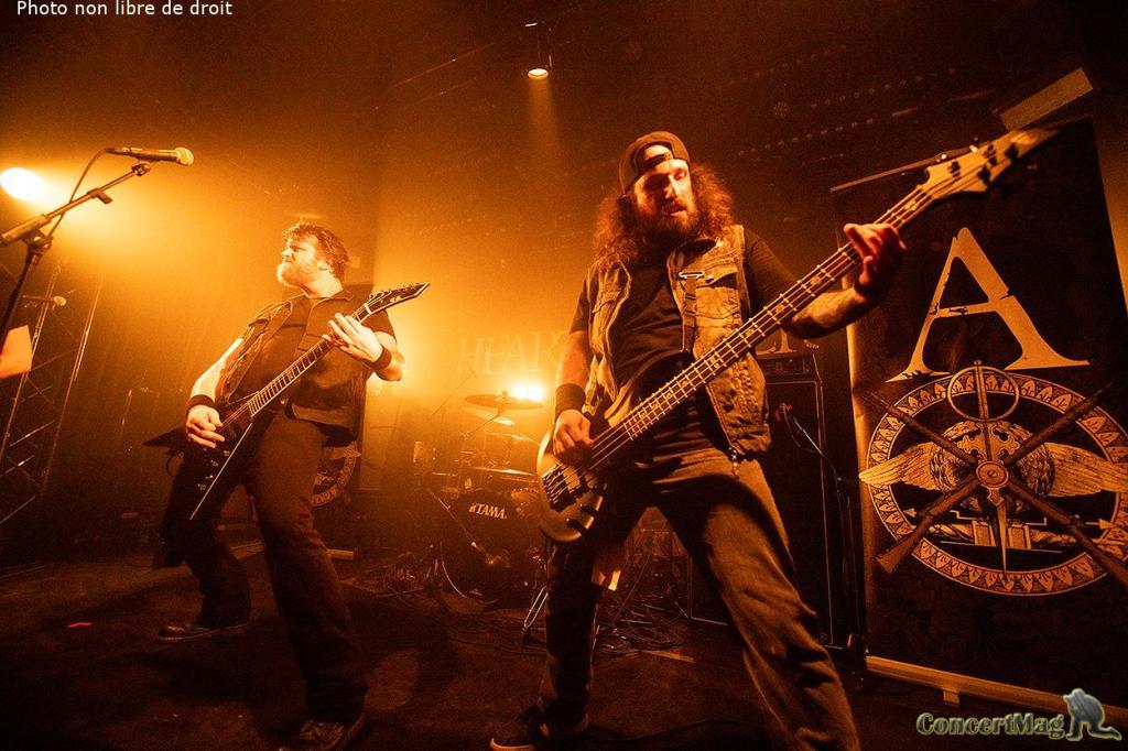 HeartAttack 02 1024x682 - Nantes Metal Fest 2018, Une recette éprouvée : 15 groupes sur 3 jours