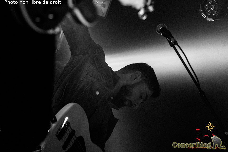 photo 76 - ROTTERDAMES : une Release party aux airs de ballade citadine dans un univers pop-rock (La Boule Noire 31 janvier 2019)