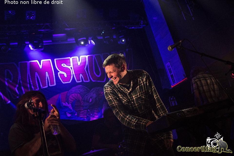 photo 1 1 - GRIMSKUNK : une légende du psych-rock-punk québécois à Petit Bain
