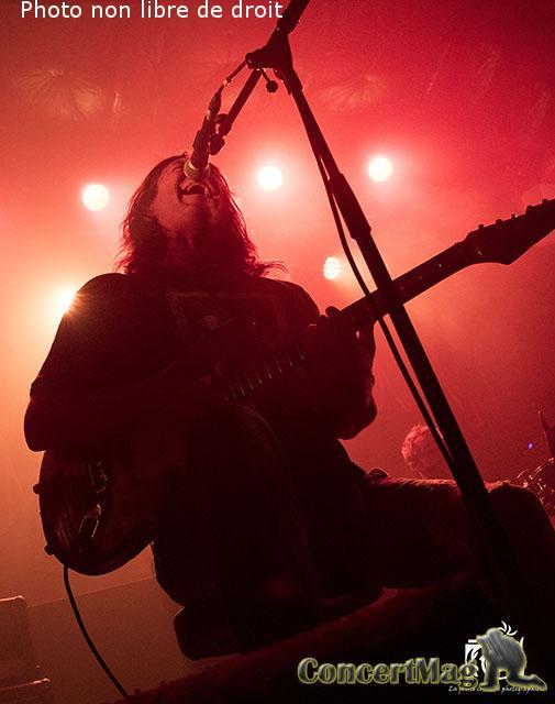 photo 15 1 - GRIMSKUNK : une légende du psych-rock-punk québécois à Petit Bain