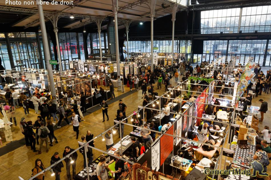 308A5361 DxO - PARIS Capitale du Tatouage durant 3 jours à la Grande Halle de La Villette