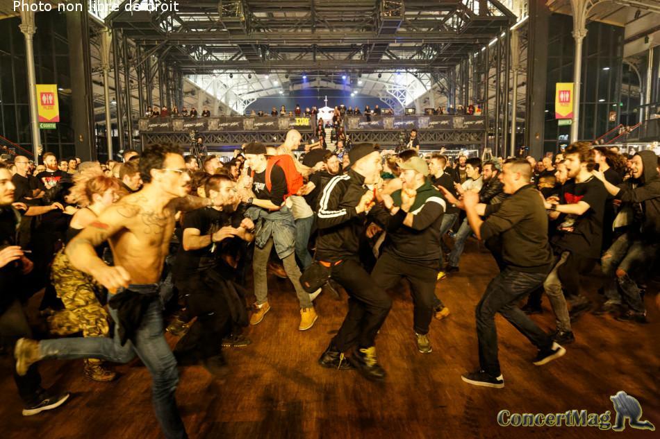 308A5817 DxO - PARIS Capitale du Tatouage durant 3 jours à la Grande Halle de La Villette