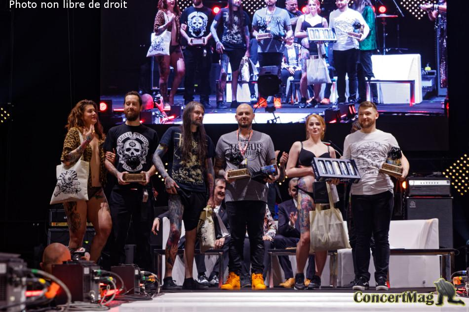 308A6115 DxO - PARIS Capitale du Tatouage durant 3 jours à la Grande Halle de La Villette