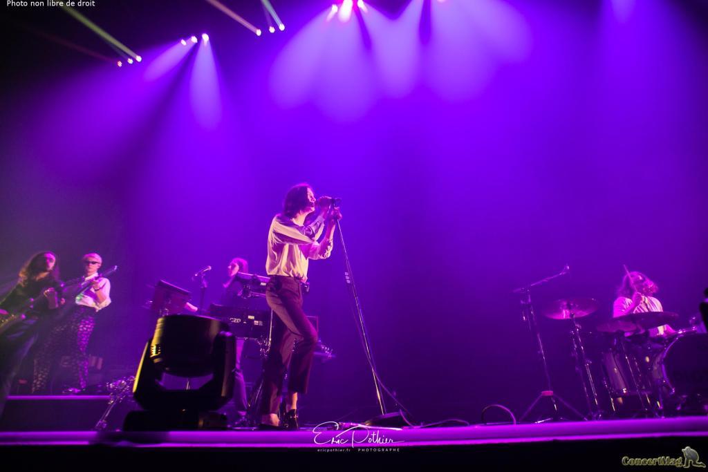 Blossoms 2 1024x683 - The Kooks au Zénith de Paris, un concert placé sous le signe de la nostalgie et de la bonne humeur.