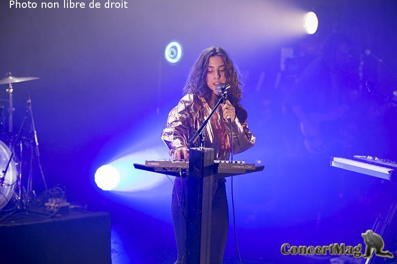 IMG 7900 - Cléa Vincent à la Cigale - Le mardi 9 avril 2019