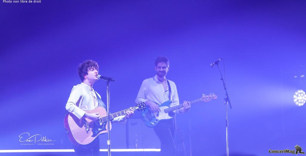 The Kooks 6 - The Kooks au Zénith de Paris, un concert placé sous le signe de la nostalgie et de la bonne humeur.
