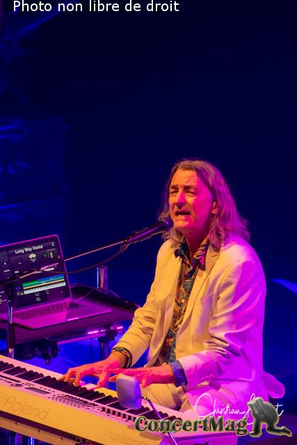 Christian Baillet Paris 2019 Roger Hidgson Olympia 12 - Roger Hodgson à l'Olympia, « Something Never Change ».