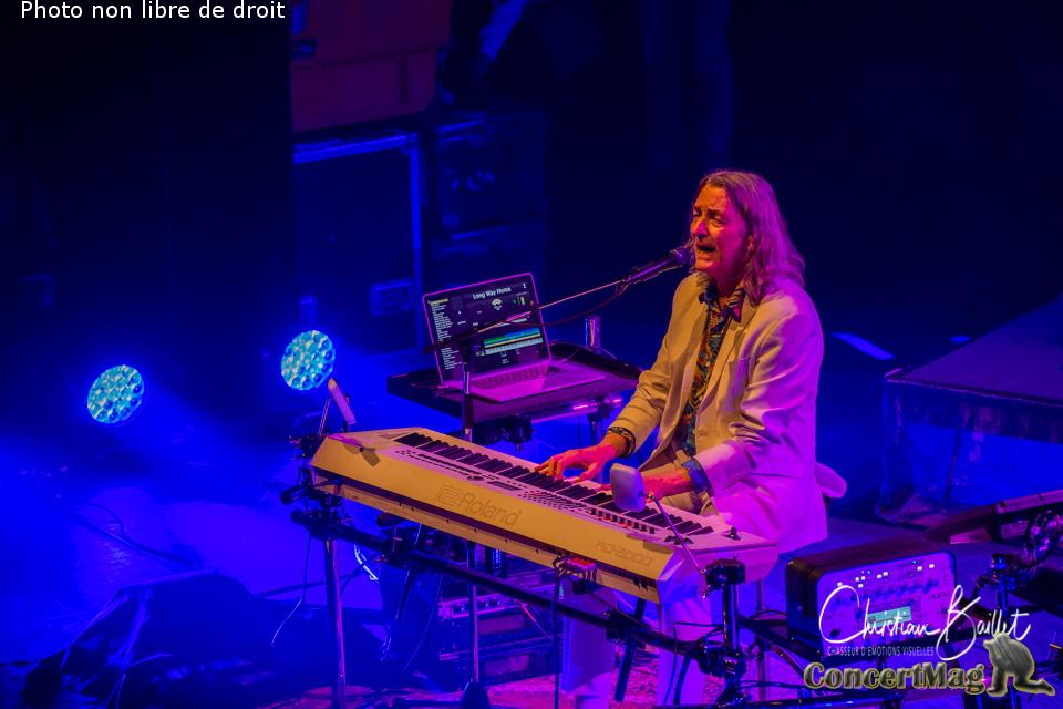 Christian Baillet Paris 2019 Roger Hidgson Olympia 17 - Roger Hodgson à l'Olympia, « Something Never Change ».