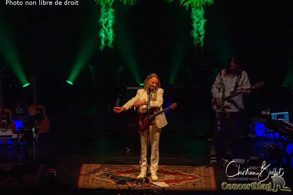 Christian Baillet Paris 2019 Roger Hidgson Olympia 19 - Roger Hodgson à l'Olympia, « Something Never Change ».