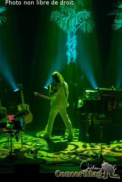 Christian Baillet Paris 2019 Roger Hidgson Olympia 23 - Roger Hodgson à l'Olympia, « Something Never Change ».