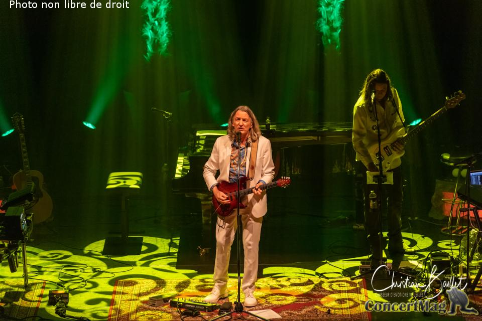 Christian Baillet Paris 2019 Roger Hidgson Olympia 26 - Roger Hodgson à l'Olympia, « Something Never Change ».