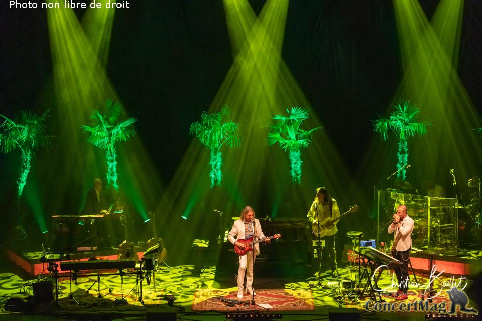 Christian Baillet Paris 2019 Roger Hidgson Olympia 27 - Roger Hodgson à l'Olympia, « Something Never Change ».