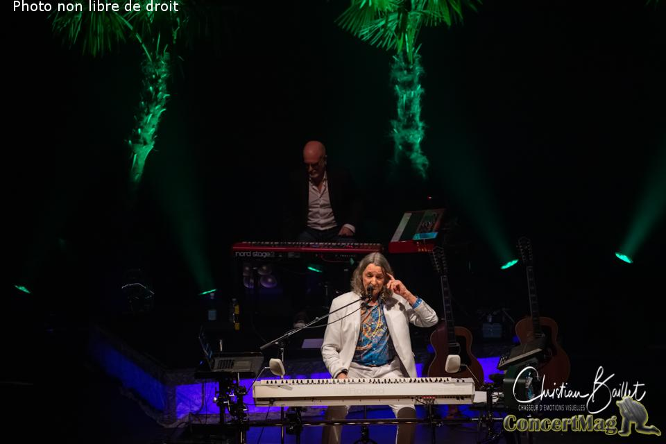 Christian Baillet Paris 2019 Roger Hidgson Olympia 35 - Roger Hodgson à l'Olympia, « Something Never Change ».