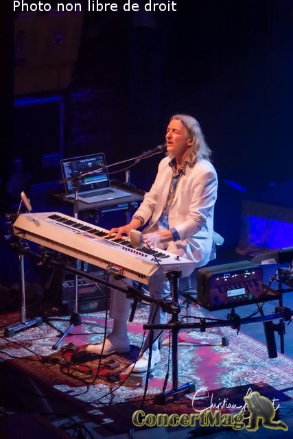 Christian Baillet Paris 2019 Roger Hidgson Olympia 4 - Roger Hodgson à l'Olympia, « Something Never Change ».