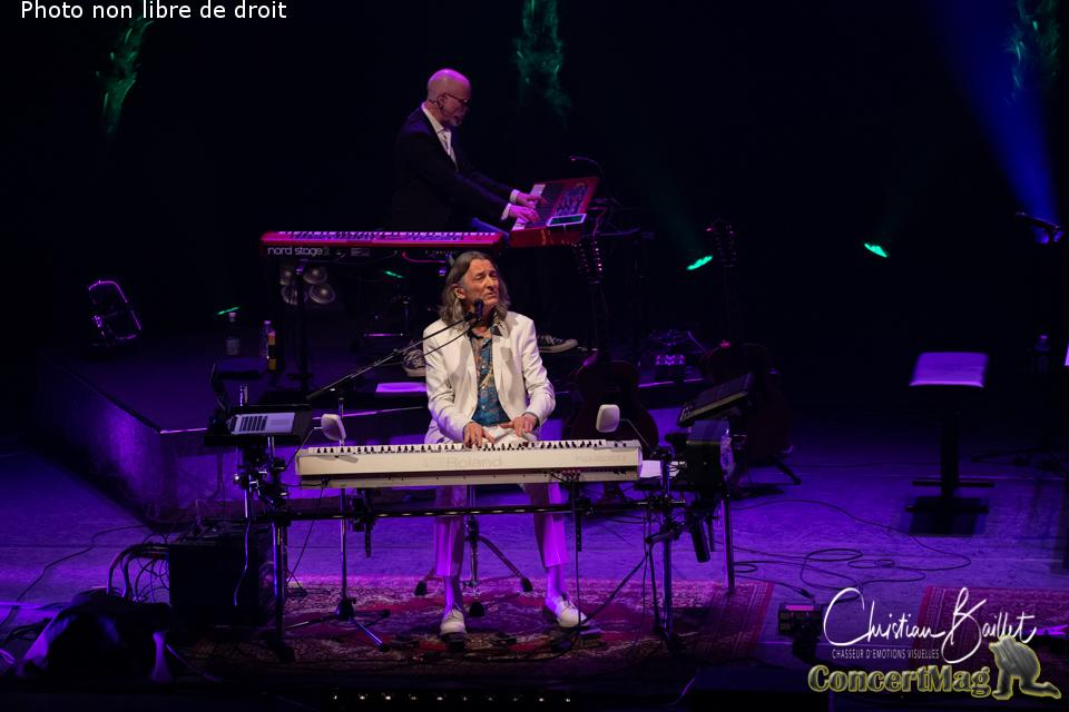 Christian Baillet Paris 2019 Roger Hidgson Olympia 40 - Roger Hodgson à l'Olympia, « Something Never Change ».