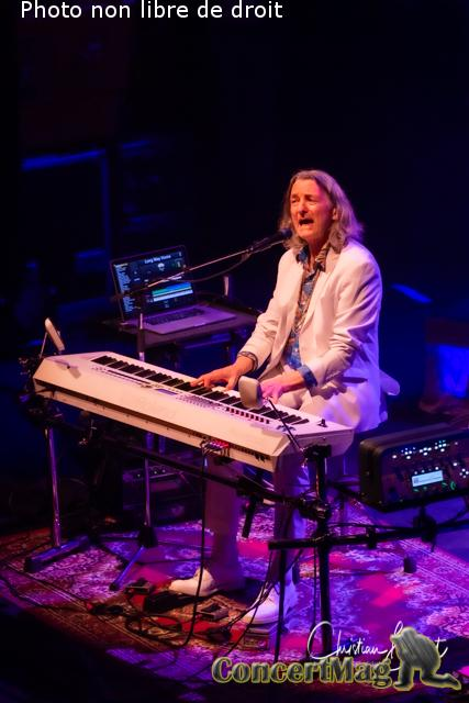 Christian Baillet Paris 2019 Roger Hidgson Olympia 6 - Roger Hodgson à l'Olympia, « Something Never Change ».