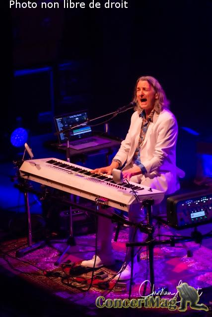 Christian Baillet Paris 2019 Roger Hidgson Olympia 7 - Roger Hodgson à l'Olympia, « Something Never Change ».