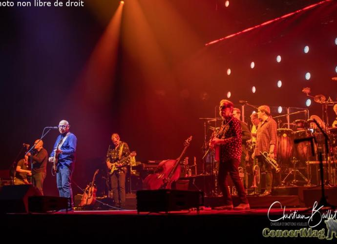 Christian Baillet Paris 2019 Mark Knopfler AccorHotels Arena 11 - Mark Knopfler en concert à Bercy, The Sultan Of Swing, l'un des derniers « guitare héros » !
