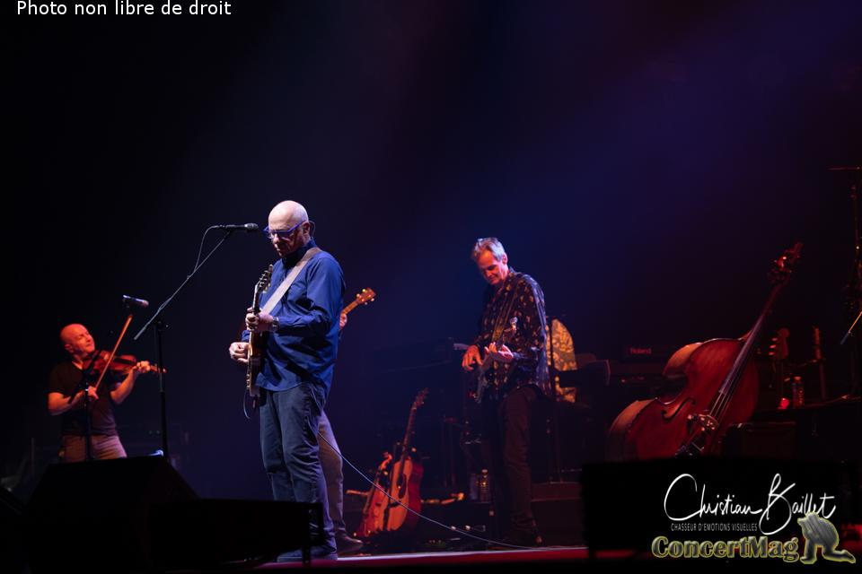 Christian Baillet Paris 2019 Mark Knopfler AccorHotels Arena 12 - Mark Knopfler en concert à Bercy, The Sultan Of Swing, l'un des derniers « guitare héros » !