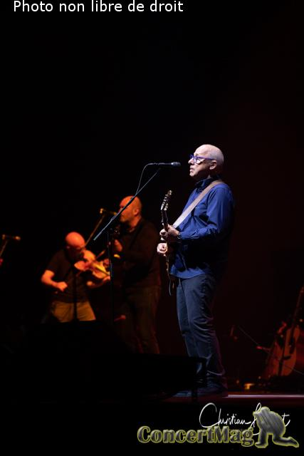 Christian Baillet Paris 2019 Mark Knopfler AccorHotels Arena 14 - Mark Knopfler en concert à Bercy, The Sultan Of Swing, l'un des derniers « guitare héros » !