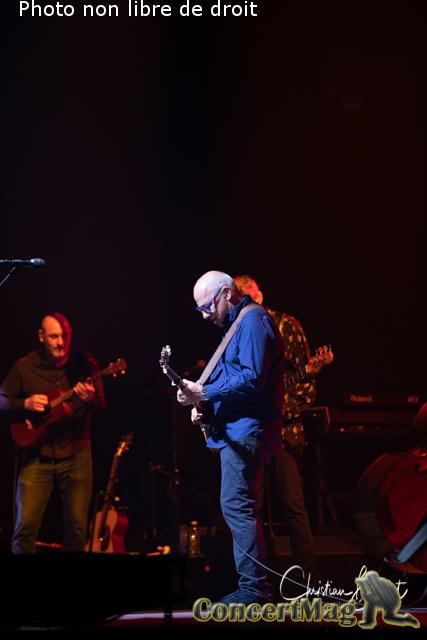Christian Baillet Paris 2019 Mark Knopfler AccorHotels Arena 17 - Mark Knopfler en concert à Bercy, The Sultan Of Swing, l'un des derniers « guitare héros » !