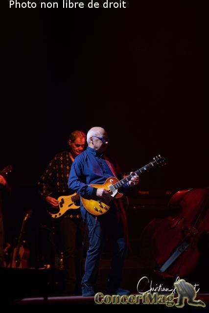 Christian Baillet Paris 2019 Mark Knopfler AccorHotels Arena 19 - Mark Knopfler en concert à Bercy, The Sultan Of Swing, l'un des derniers «guitare héros» !