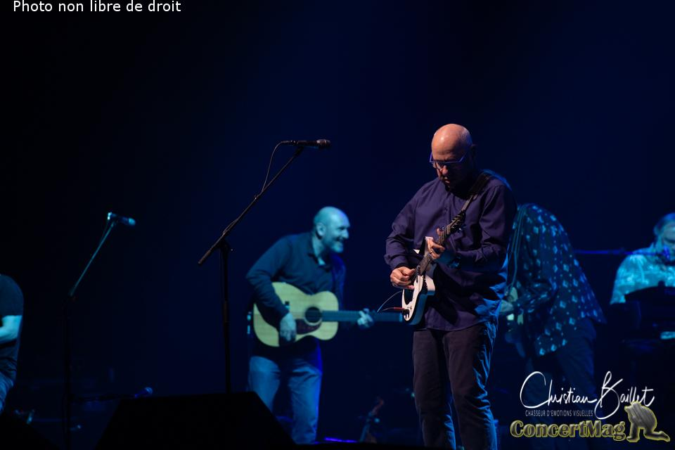 Christian Baillet Paris 2019 Mark Knopfler AccorHotels Arena 22 - Mark Knopfler en concert à Bercy, The Sultan Of Swing, l'un des derniers « guitare héros » !