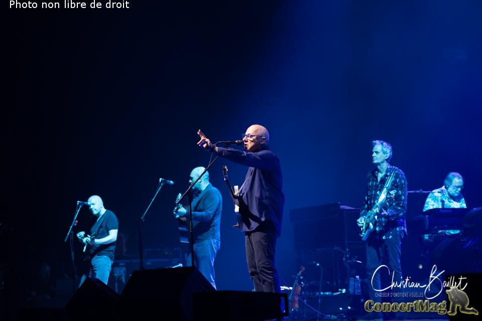 Christian Baillet Paris 2019 Mark Knopfler AccorHotels Arena 25 - Mark Knopfler en concert à Bercy, The Sultan Of Swing, l'un des derniers « guitare héros » !