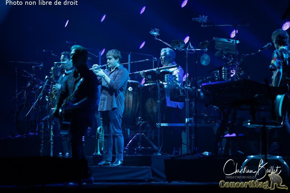 Christian Baillet Paris 2019 Mark Knopfler AccorHotels Arena 31 - Mark Knopfler en concert à Bercy, The Sultan Of Swing, l'un des derniers «guitare héros» !