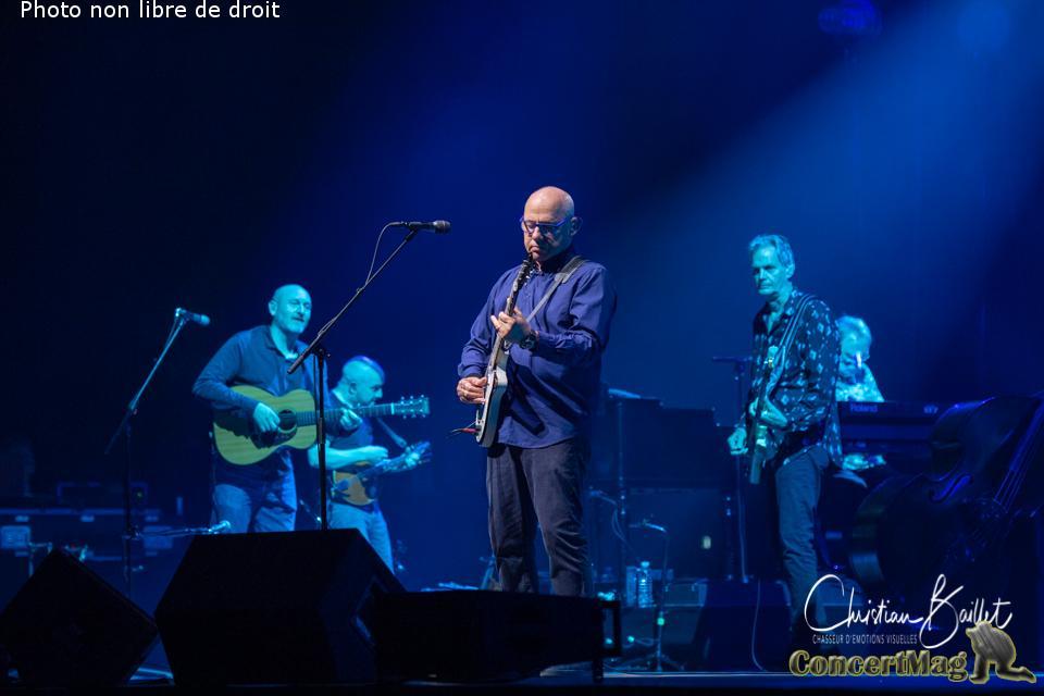 Christian Baillet Paris 2019 Mark Knopfler AccorHotels Arena 32 - Mark Knopfler en concert à Bercy, The Sultan Of Swing, l'un des derniers «guitare héros» !