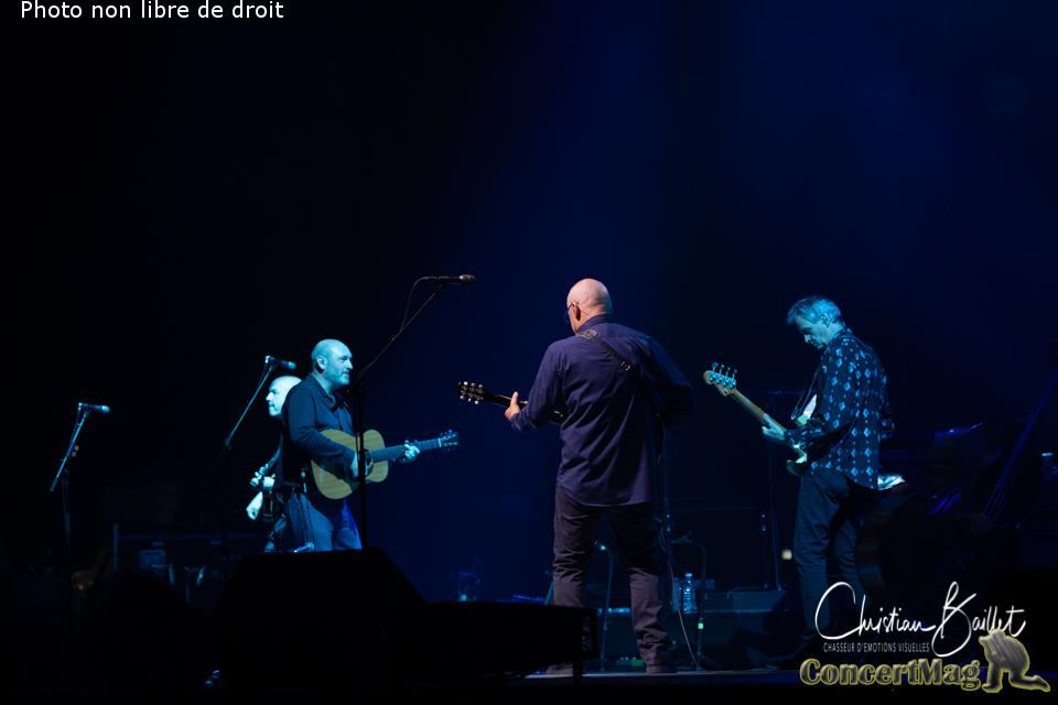 Christian Baillet Paris 2019 Mark Knopfler AccorHotels Arena 33 - Mark Knopfler en concert à Bercy, The Sultan Of Swing, l'un des derniers « guitare héros » !