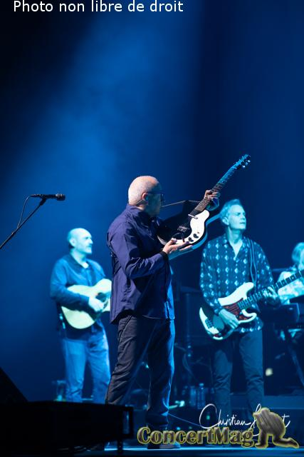 Christian Baillet Paris 2019 Mark Knopfler AccorHotels Arena 37 - Mark Knopfler en concert à Bercy, The Sultan Of Swing, l'un des derniers « guitare héros » !