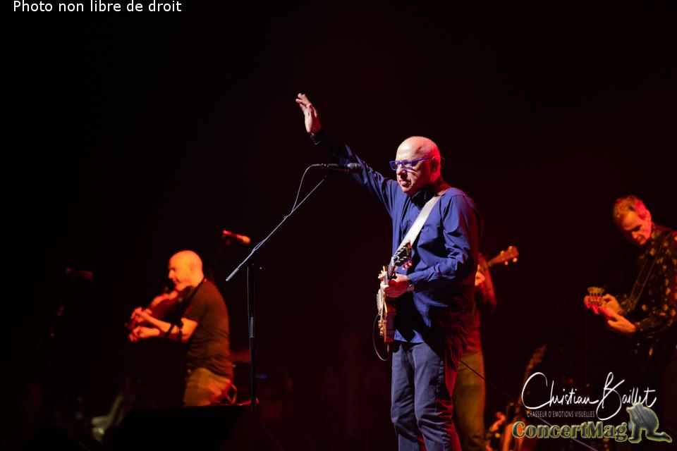 Christian Baillet Paris 2019 Mark Knopfler AccorHotels Arena 4 - Mark Knopfler en concert à Bercy, The Sultan Of Swing, l'un des derniers « guitare héros » !