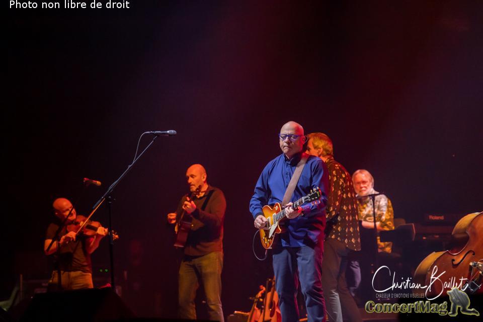 Christian Baillet Paris 2019 Mark Knopfler AccorHotels Arena 6 - Mark Knopfler en concert à Bercy, The Sultan Of Swing, l'un des derniers «guitare héros» !