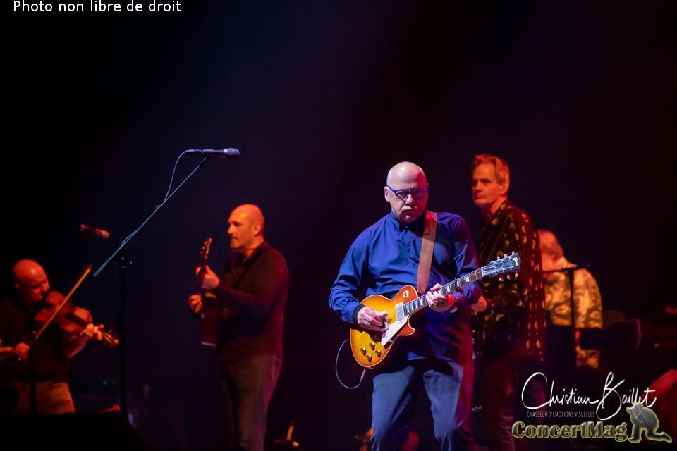 Christian Baillet Paris 2019 Mark Knopfler AccorHotels Arena 7 - Mark Knopfler en concert à Bercy, The Sultan Of Swing, l'un des derniers «guitare héros» !