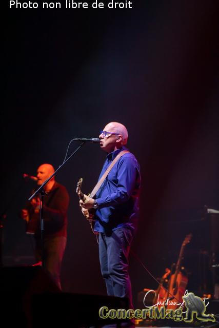 Christian Baillet Paris 2019 Mark Knopfler AccorHotels Arena 9 - Mark Knopfler en concert à Bercy, The Sultan Of Swing, l'un des derniers « guitare héros » !