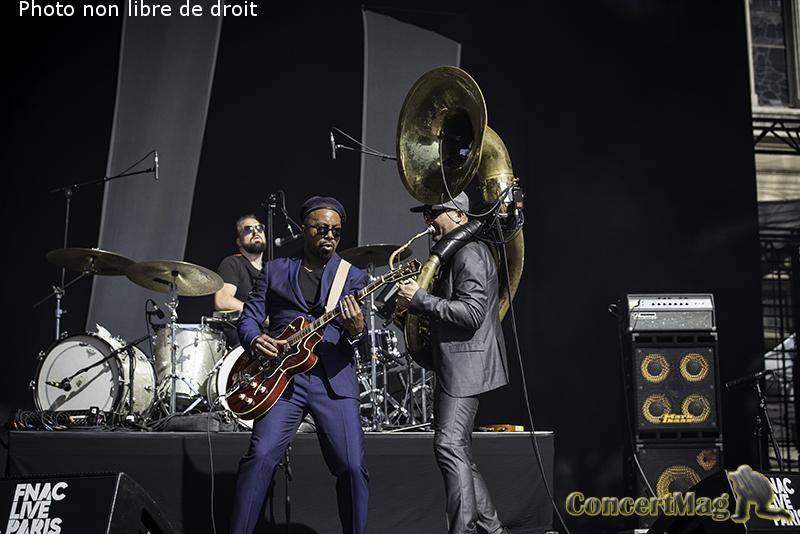 Delgres 3553 - Fnac Live #Jour 1