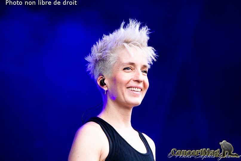 IMG 2581 - Les Nuits Secrètes : Jeanne Added , la petite boxeuse rock-électro