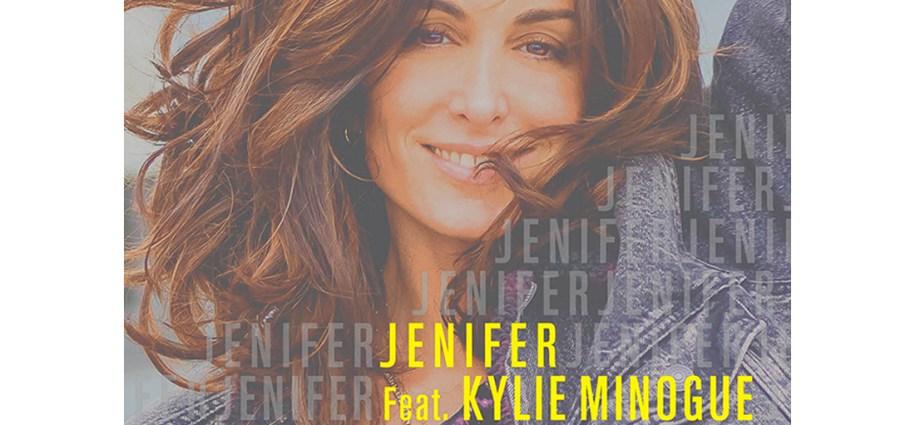 Rec On Oublie Le Reste 1 - Jenifer invite Kylie Minogue sur son nouveau single «On oublie le reste» !