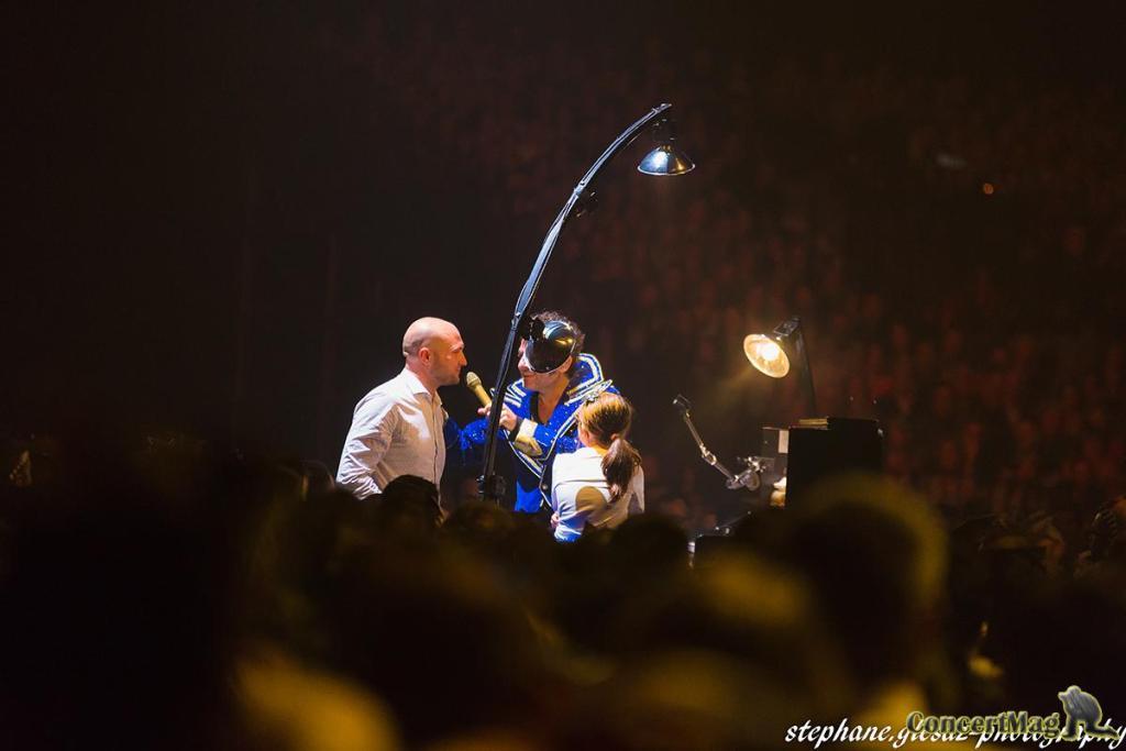 15 - Magistral concert de M à Tours