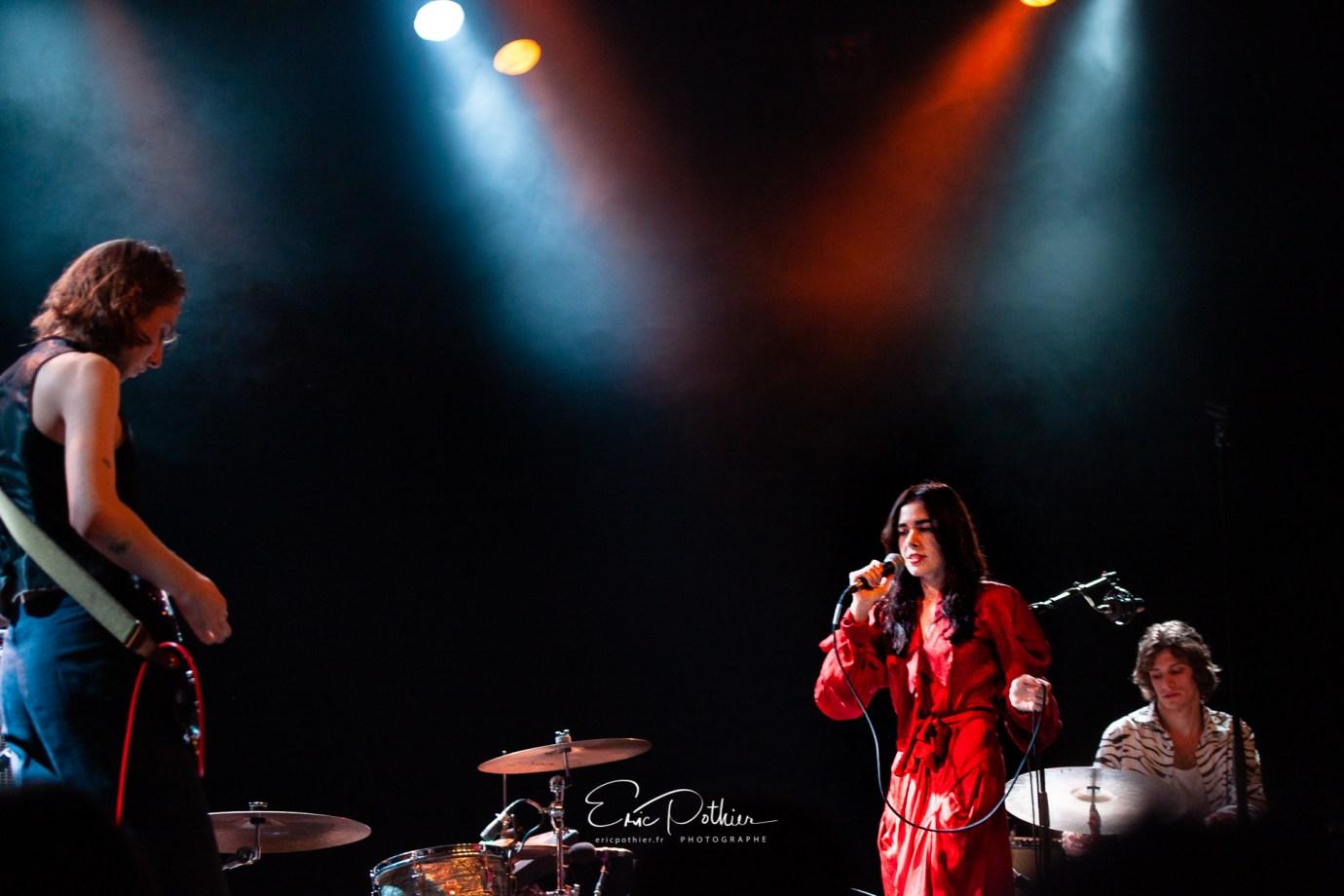 Concert Pond 1 31 10 2019 3 - La transe de Pond à L'Elysée Montmartre