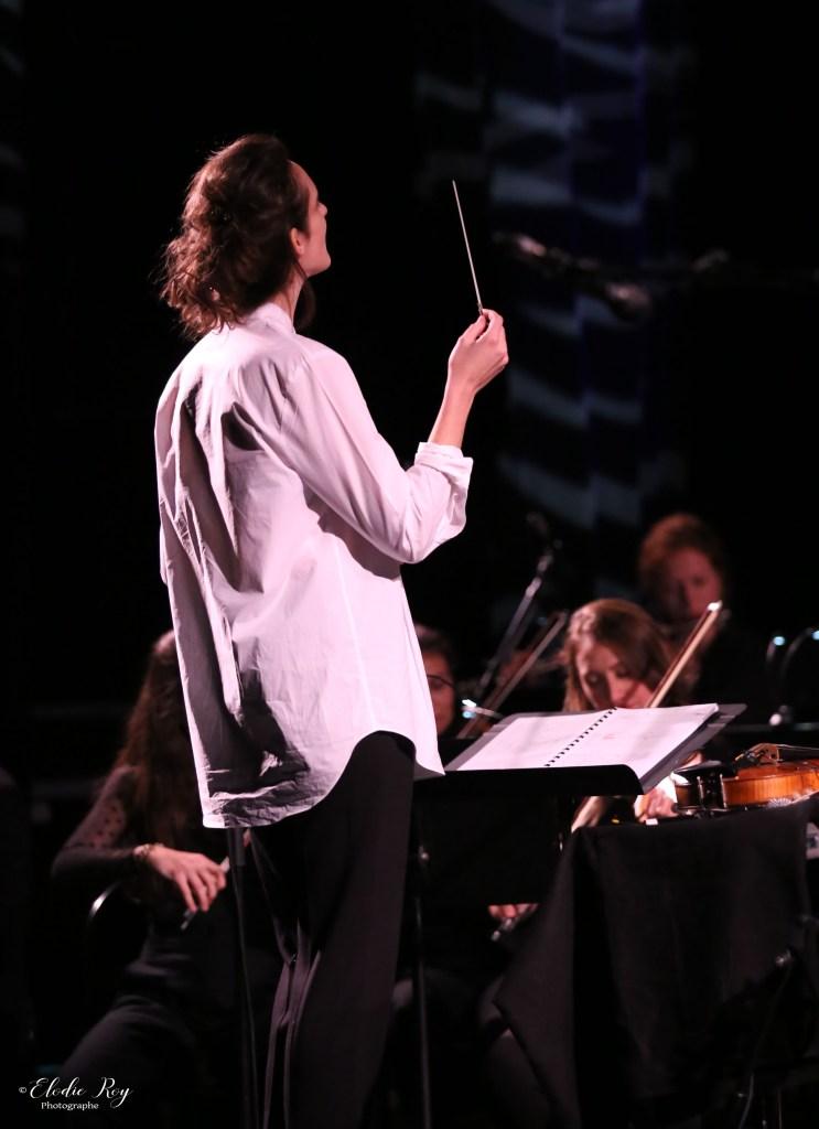 FionaMonbet ElodieRoy LaCigale 30102019 1 743x1024 - Laura Monbet - Orchestre de Chambre et Quintet de Jazz - La Cigale - 30/10/2019