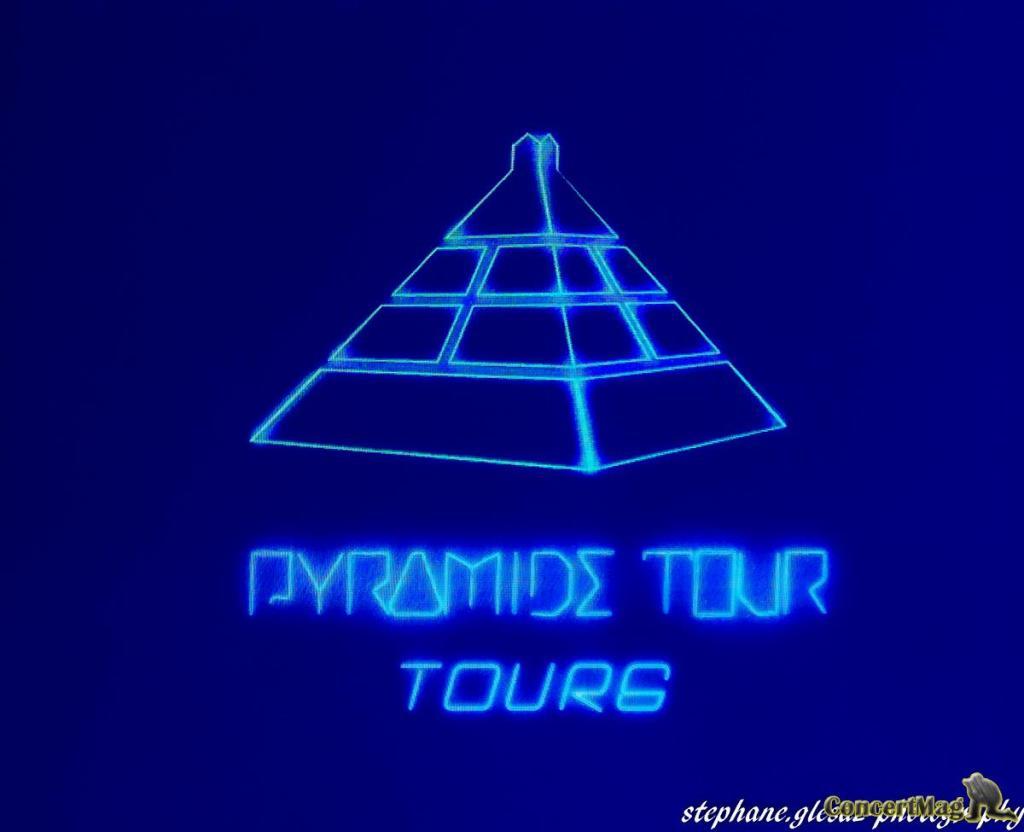 1 - La Pyramide de Matt Pokora à Tours