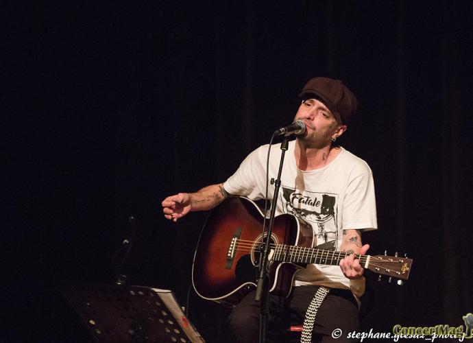14 - Soan, chanteur atypique à Jaunay-Marigny