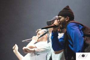IMG 2631 300x200 - Le Zénith de Nantes complet pour l'une des dernières dates de tournée de Big Flo et Oli.