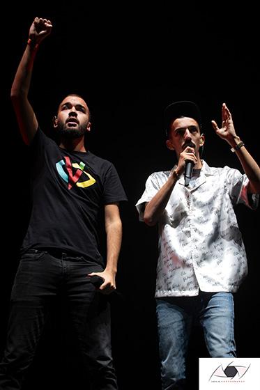IMG 2832 1 - Le Zénith de Nantes complet pour l'une des dernières dates de tournée de Big Flo et Oli.