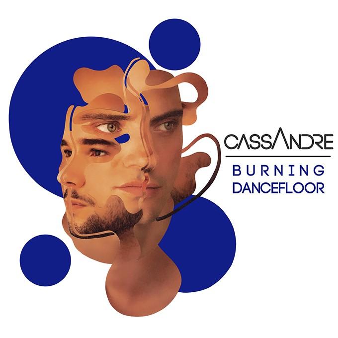 """thumbnail COVER Cassandre Burning Dancefloor - Cassandre en terre végétale dans son nouveau clip """"Burning dancefloor"""""""