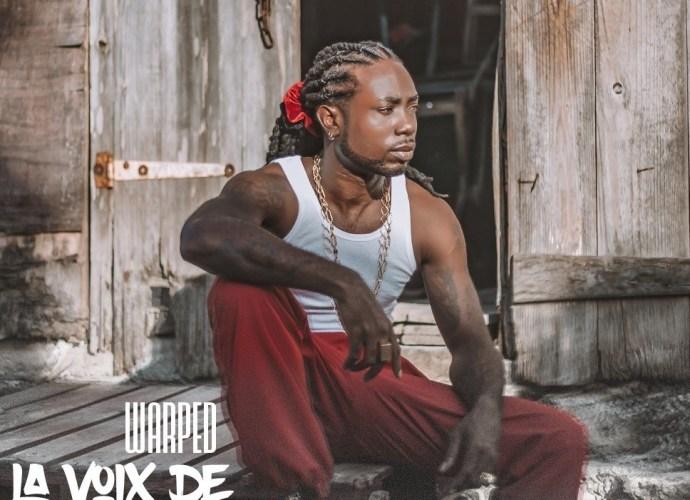 """thumbnail Pochette Album Warped 2 - Warped parle de son """"Éritaj"""" dans son nouveau clip"""