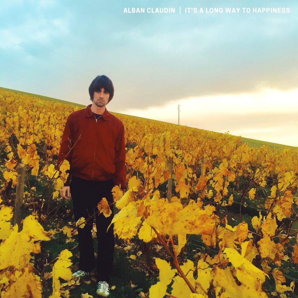 "Single Its a Long Way to Happiness 1 1024x1024 - Alban Claudin joue à l'extérieur dans ""It's a Long Way to Happiness"" (clip)"